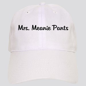 Mrs. Meanie Pants Cap