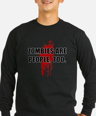 Zombie Humor (People) T