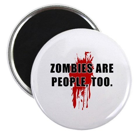 Zombie Humor (People) Magnet