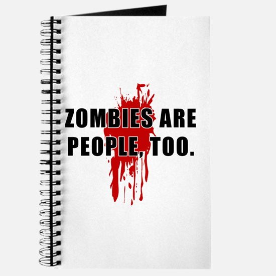 Zombie Humor (People) Journal