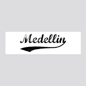 Vintage Medellin 36x11 Wall Peel