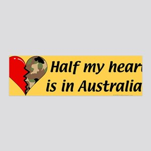 Australia 36x11 Wall Peel