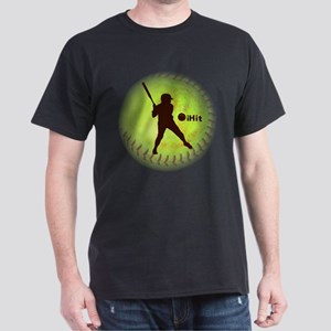 iHit Fastpitch Softball Dark T-Shirt