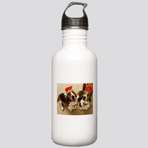 Happy Howlidays Stainless Water Bottle 1.0L