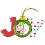 Joy Ornament
