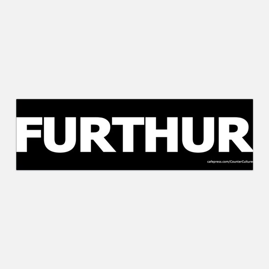 Furthur 2 36x11 Wall Peel
