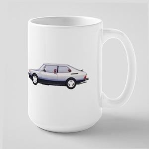 Saab 900 Turbo Large Mug