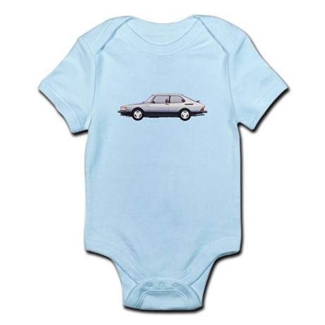 Saab 900 Turbo Infant Bodysuit