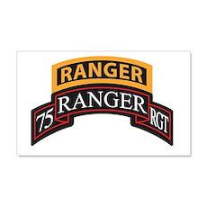 75 Ranger RGT scroll with Ran 20x12 Wall Peel