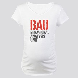 BAU Behavioral Analysis Unit Criminal Minds Matern