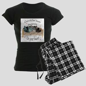 Chinpawprintsdark Pajamas