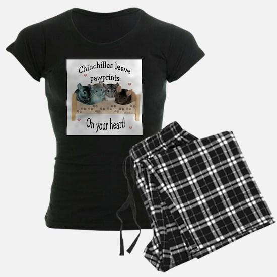 Chinpawprintsdark.png Pajamas