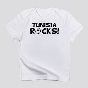 Tunisia Rocks! Creeper Infant T-Shirt