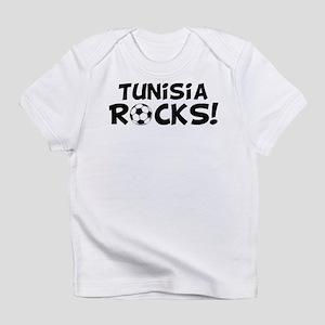 Tunisia Rocks! Creeper Infant T-Shirt