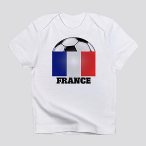 France Soccer Creeper Infant T-Shirt