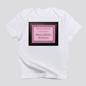 Donna Martin Graduates Infant T-Shirt