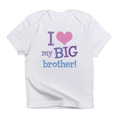 Love My Big Brother Infant T-Shirt