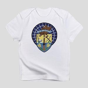 USS ORISKANY Creeper Infant T-Shirt