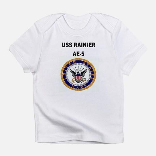USS RAINIER Infant T-Shirt