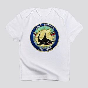 USS SPINAX Infant T-Shirt