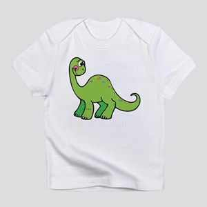 Green Dinosaur Creeper Infant T-Shirt