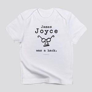 James Joyce Hack Creeper Infant T-Shirt