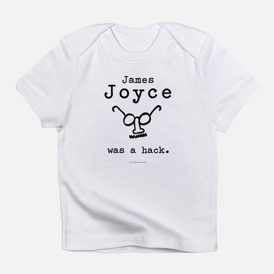 James Joyce Hack Creeper Infant T-Shirt