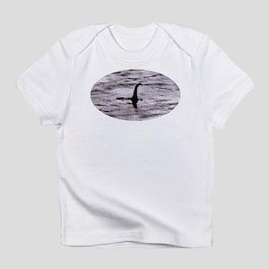 Loch Ness Monster Photo Infant T-Shirt
