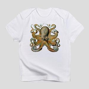 Octopus 2 Infant T-Shirt