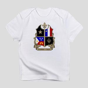 ACADIAN-CAJUN Shield Creeper Infant T-Shirt