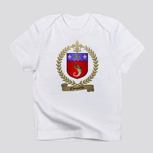 CHOQUETTE Family Crest Creeper Infant T-Shirt
