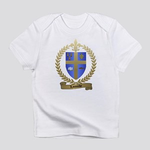 LACOMBE Family Crest Creeper Infant T-Shirt
