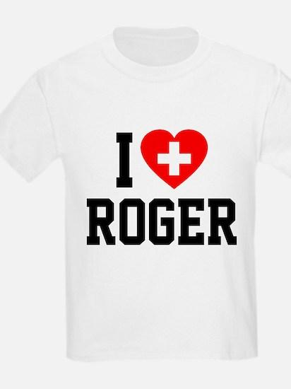 I Love Roger T-Shirt