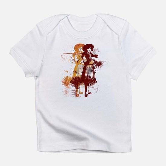 Cute Vintage western Infant T-Shirt