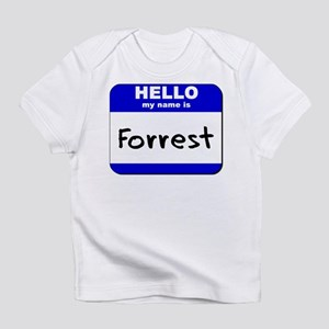 hello my name is forrest Infant T-Shirt