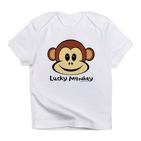 Lucky Monkey Infant T-Shirt