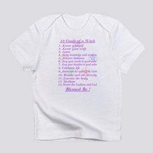 13 Goals of a Witch Infant T-Shirt