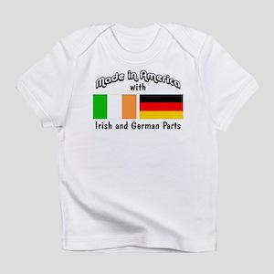 Irish & German Parts Infant T-Shirt