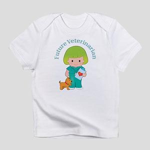 Future Veterinarian Creeper Infant T-Shirt