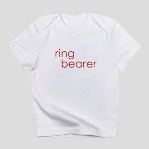 Ring Bearer Creeper Infant T-Shirt