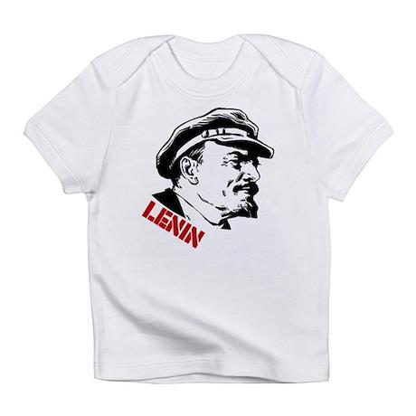 Communist Vladimir Lenin Creeper Infant T-Shirt