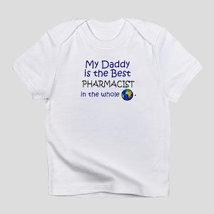 Best Pharmacist In The World (Daddy) Bodysu Infant