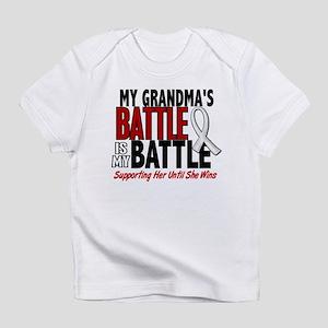 My Battle Too 1 PEARL WHITE (Grandma) Bodys Infant