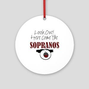 Soprano Ornament (Round)