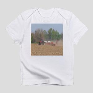 Case IH Tractor, Creeper Infant T-Shirt
