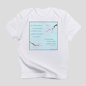 Red Thread Legend (Dogwood) Creeper Infant T-Shirt