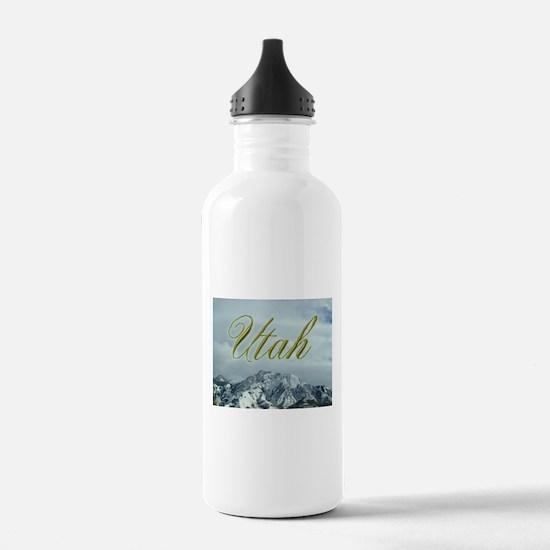 Funny Utah Water Bottle