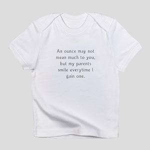 preemie saying c barbara brow Infant T-Shirt