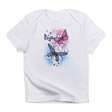 Butterfly Dreams Creeper Infant T-Shirt