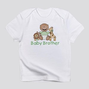 Critter Friends Baby Brother (AF) Infant T-Shirt